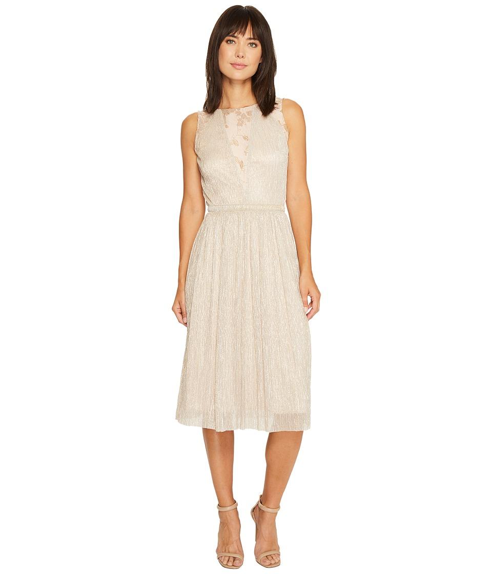 Tahari ASL Womens Grecian Dress 14
