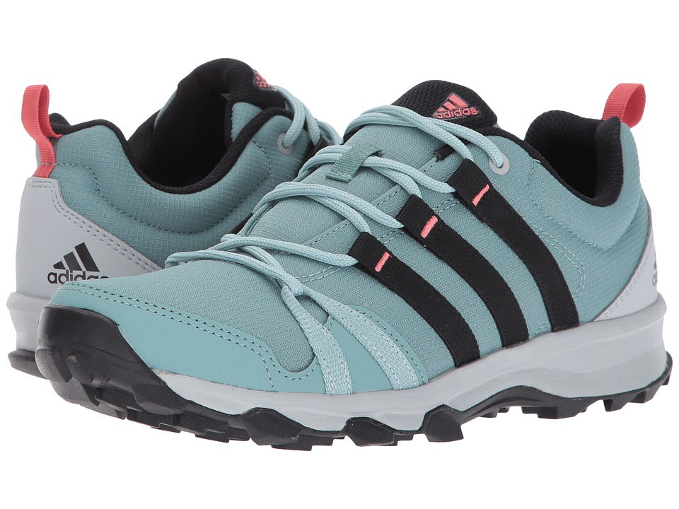 adidas Outdoor - Tracerocker (Vapor Steel/Core Black/Tactile Pink) Women's Shoes