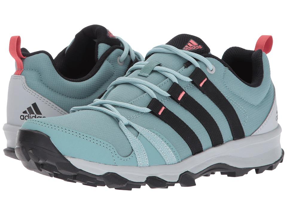 adidas Outdoor - Tracerocker (Vapor Steel/Core Black/Tactile Pink) Women's Shoes