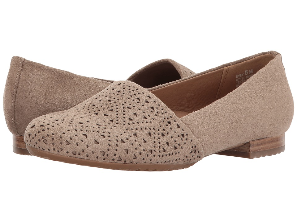 Bare Traps - Evey (Taupe) Women's Shoes