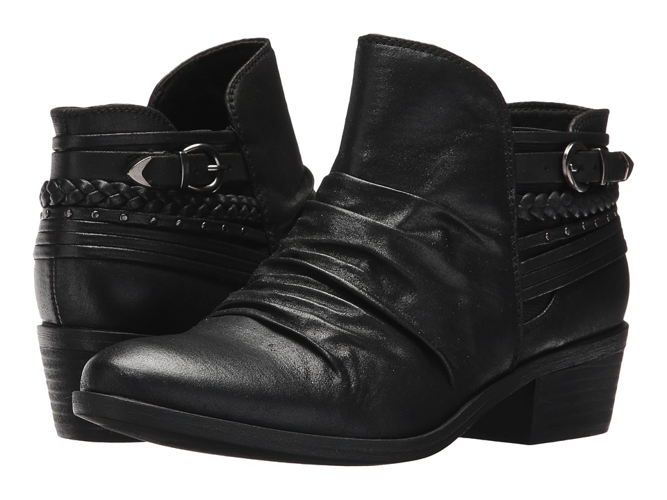 Bare Traps - Guenna (Black) Women's Shoes