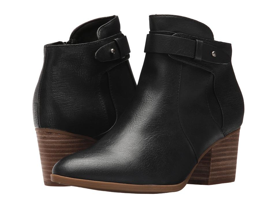 Bare Traps - Nanette (Black) Women's Shoes