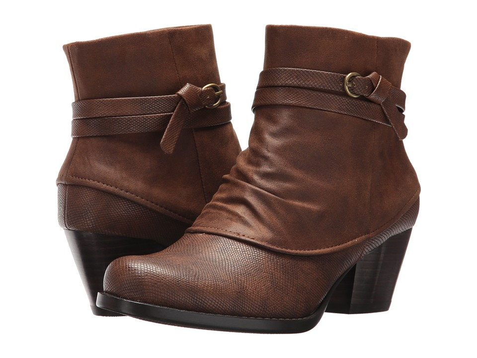 Bare Traps - Rambler (Chocolate) Women's Shoes