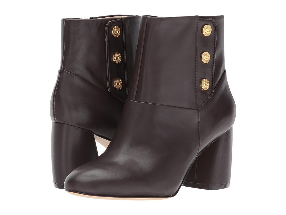 Nine West Kirtley (Dark Brown Leather) Women