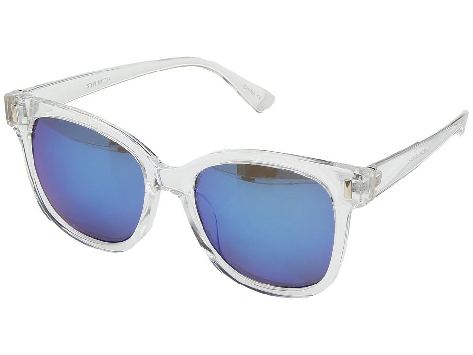 Steve Madden - Jill (Clear) Fashion Sunglasses