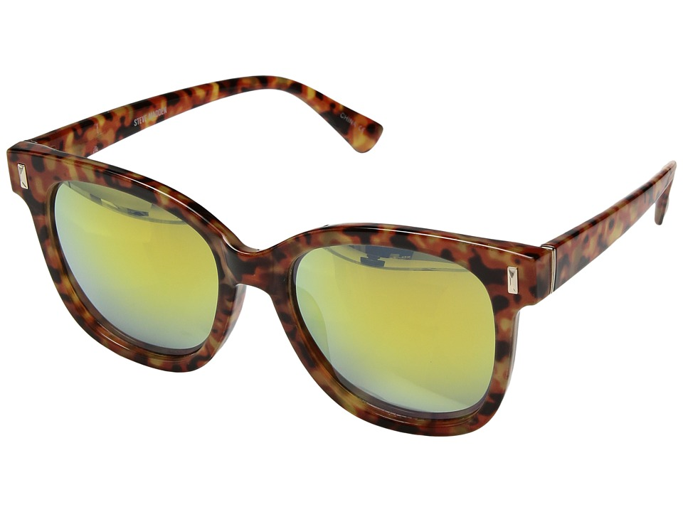 Steve Madden - Jill (Tortoise) Fashion Sunglasses