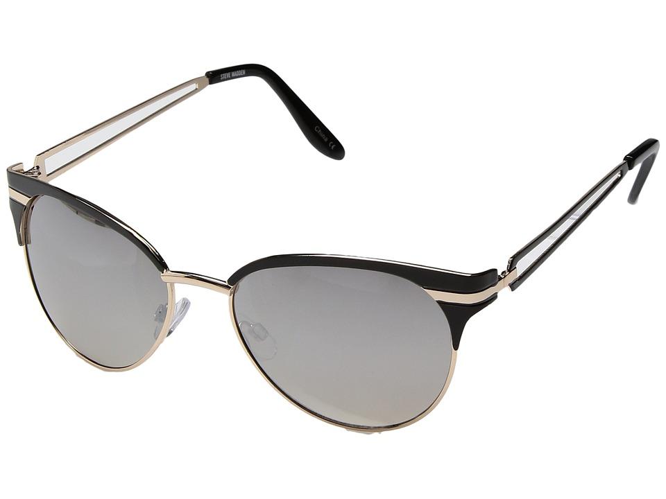 Steve Madden - Sammi (Black) Fashion Sunglasses
