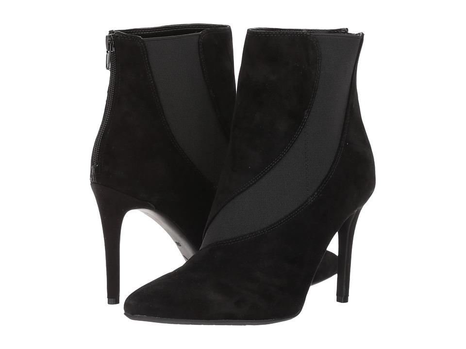 Nine West - Fran9X (Black/Black) Women's Shoes