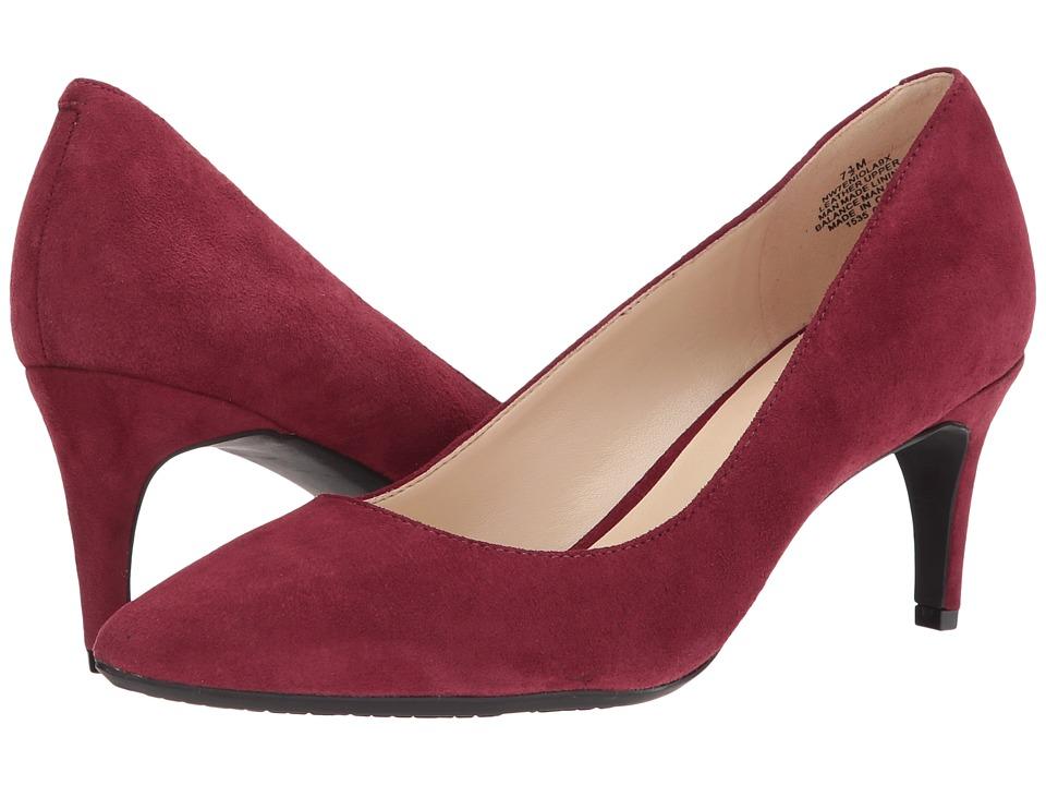 Nine West - Eniola9X (Oxblood) Women's Shoes
