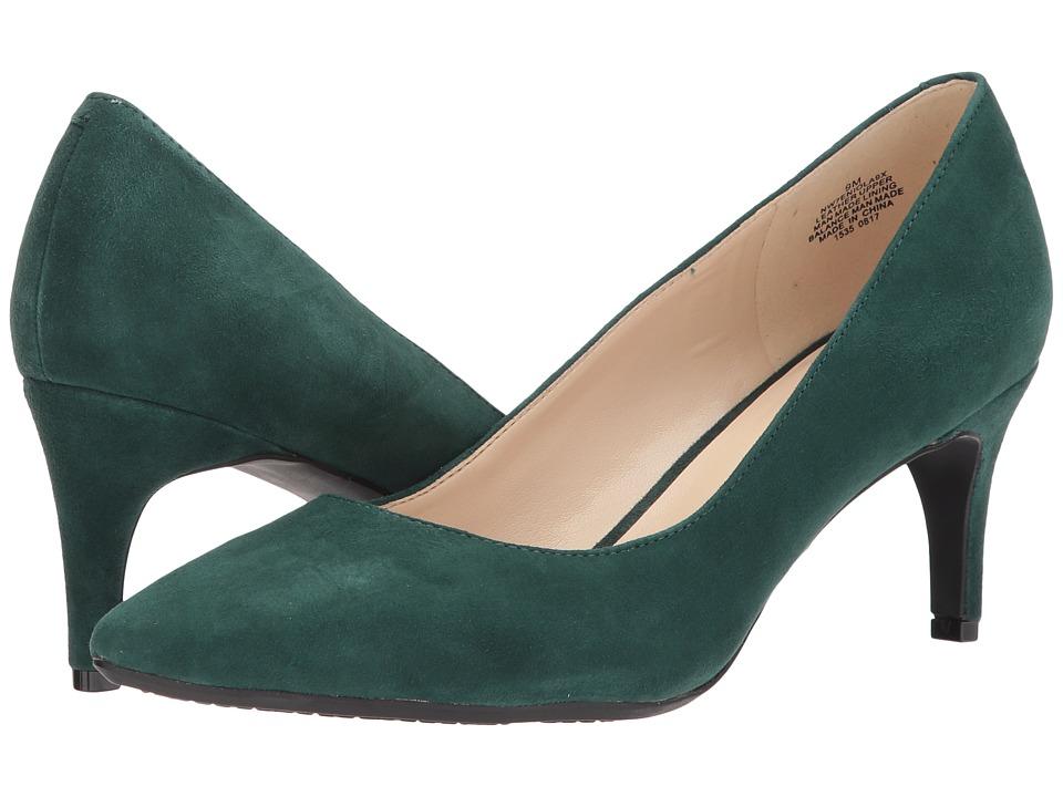 Nine West - Eniola9X (Dark Emerald) Women's Shoes