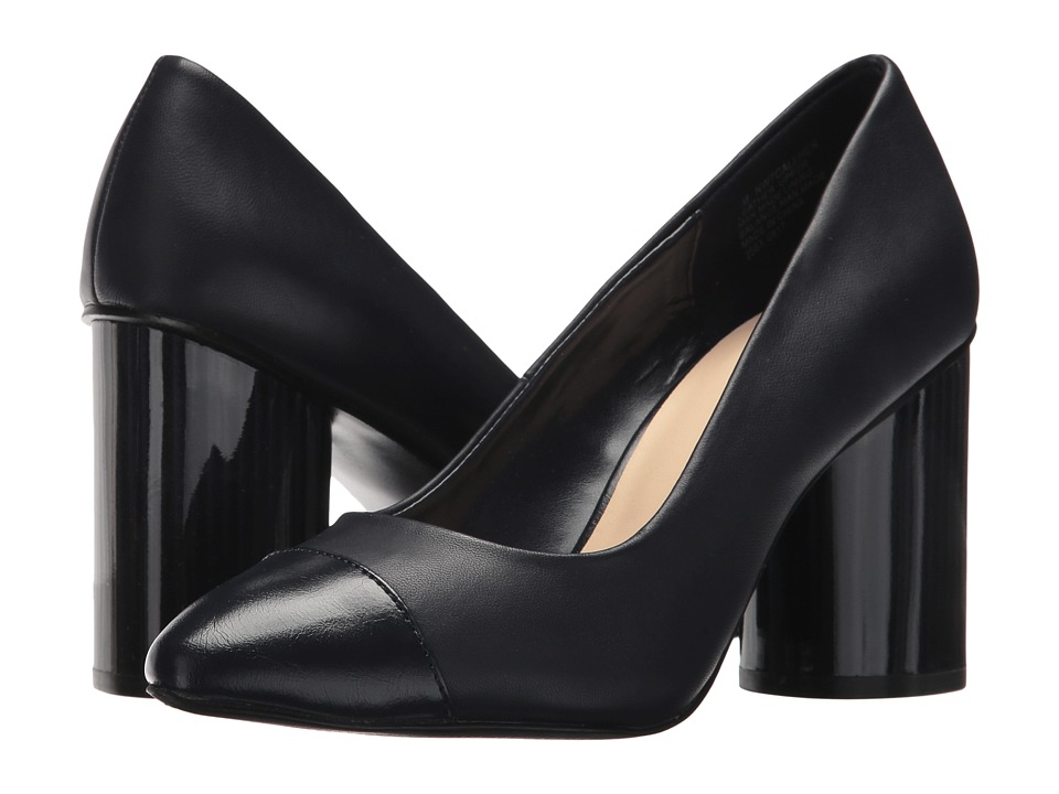 Nine West - Callher (French Navy/French Navy) Women's Shoes