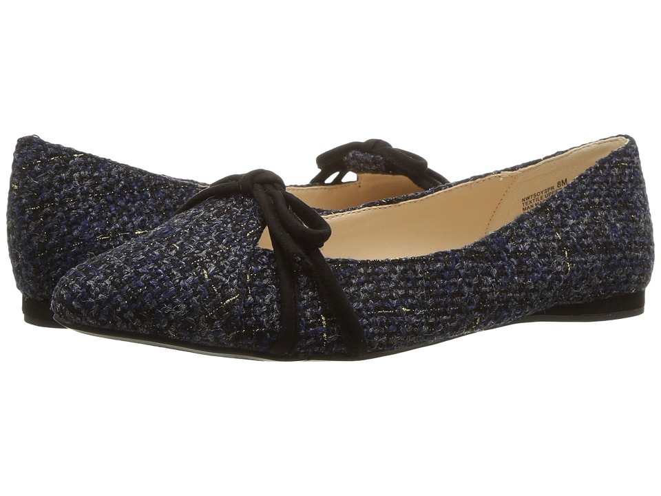 Nine West - Soyspr (Navy Multi) Women's Shoes
