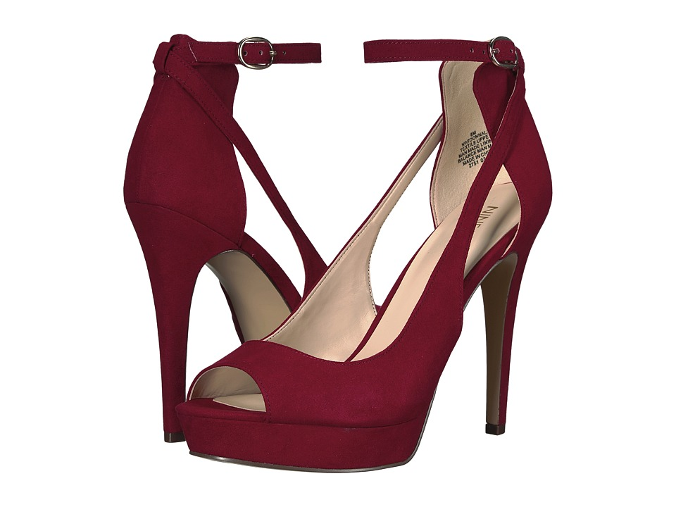 Nine West - Donnali (Ruby Red) Women's Shoes