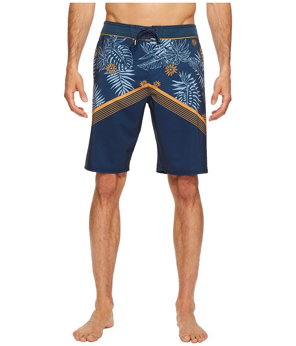O'Neill - Hyperfreak Tradewinds Superfreak Series Boardshorts (Ocean) Men's Swimwear