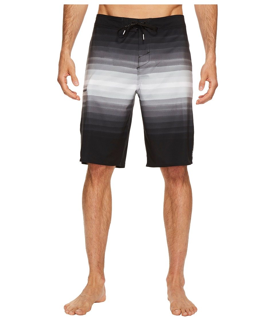 O'Neill - Superfreak Hemisphere Superfreak Series Boardshorts (Black) Men's Swimwear