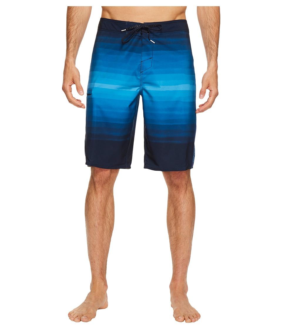 O'Neill - Superfreak Hemisphere Superfreak Series Boardshorts (Navy) Men's Swimwear