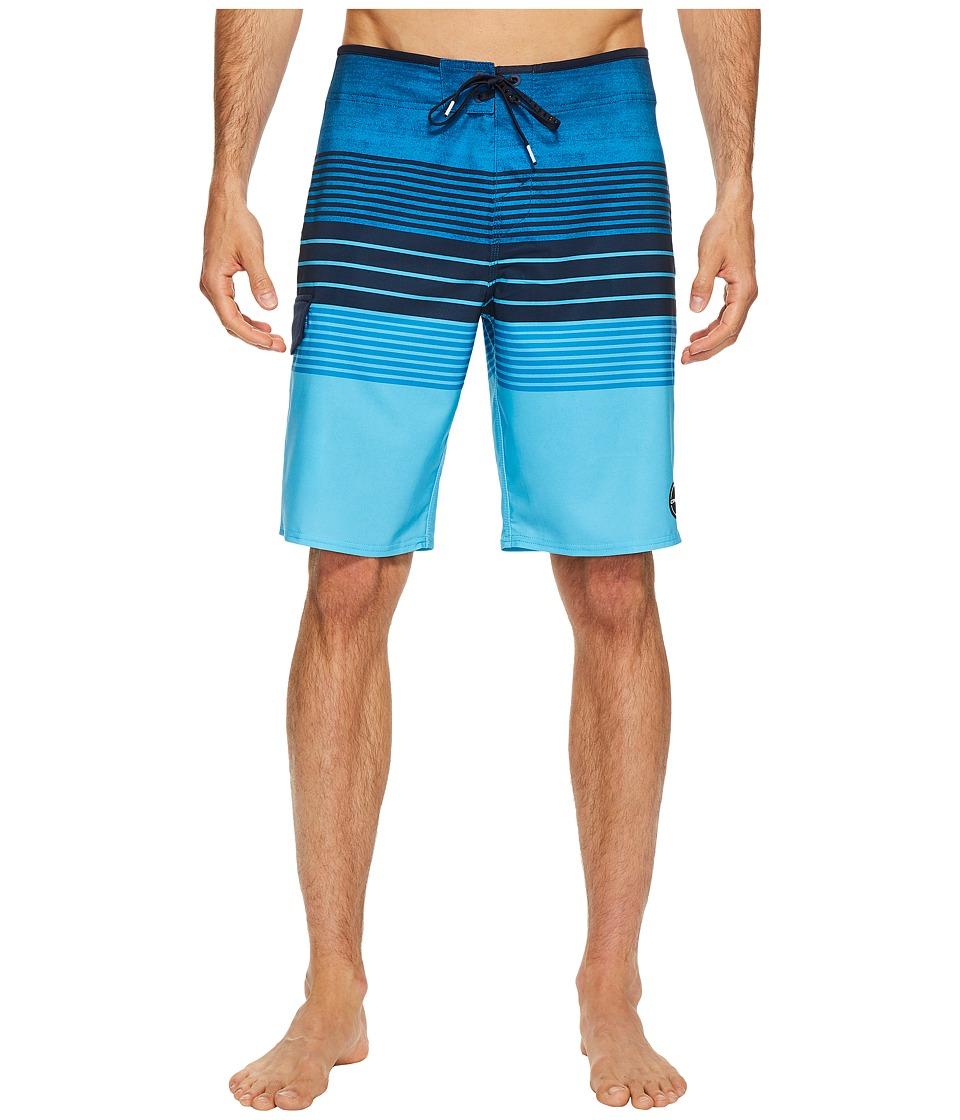 O'Neill - Hyperfreak Motivator Superfreak Series Boardshorts (Navy) Men's Swimwear