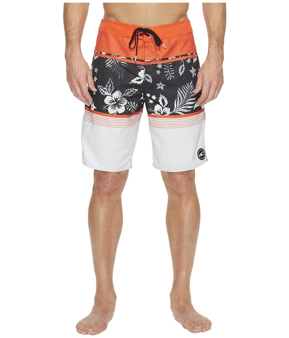 O'Neill - Lombok Boardshort (Neon Red) Men's Swimwear
