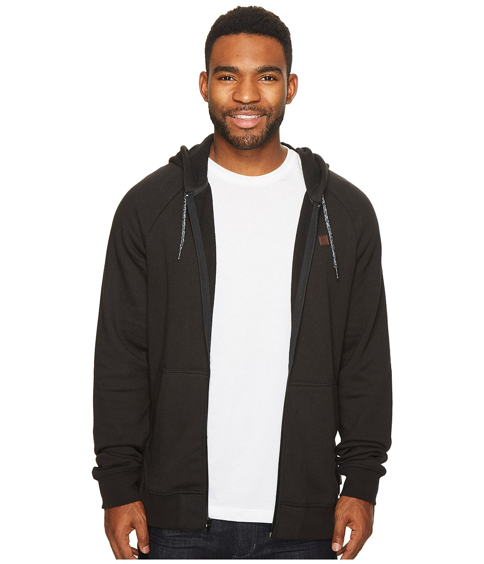 O'Neill - The Standard Hoodie Fashion Fleece (Black) Men's Fleece