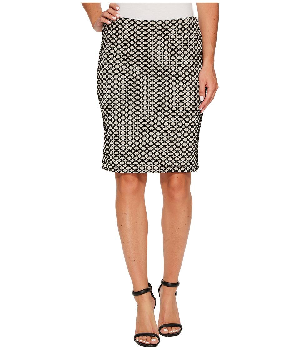 Karen Kane - Jacquard Skirt (Jacquard) Women's Skirt