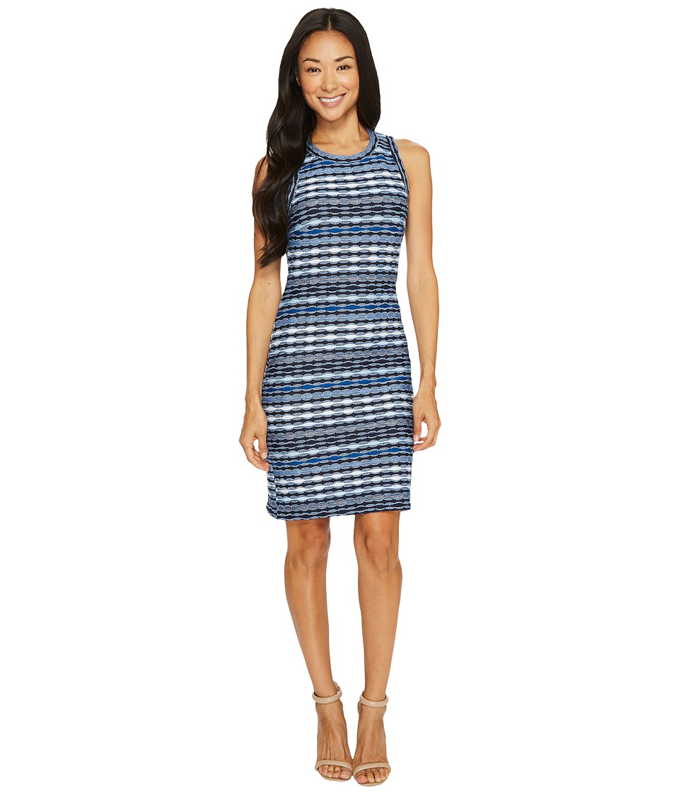 Karen Kane - Fitted Jacquard Dress (Jacquard) Women's Dress