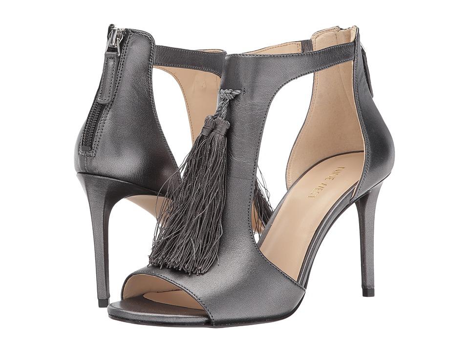 Nine West - Richard (Bronze Fabric) Women's Dress Sandals