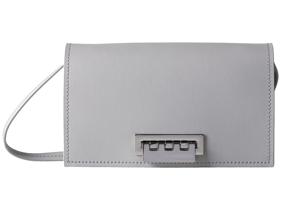 ZAC Zac Posen - Earthette Crossbody Solid (Cloud) Cross Body Handbags