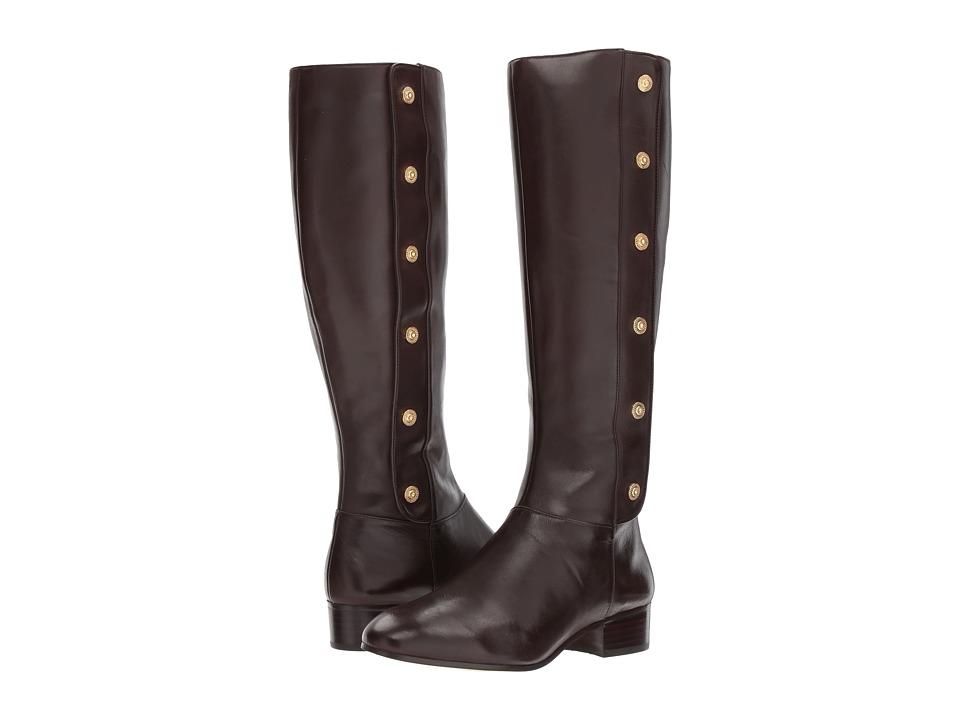 Nine West Oreyan (Dark Brown Leather) Women