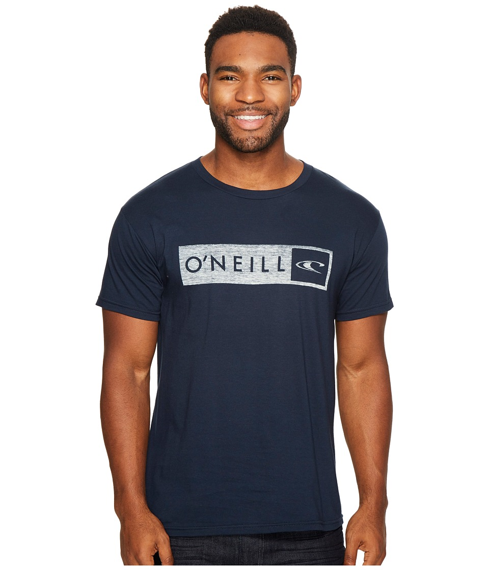 O'Neill - Framed Tee (Navy) Men's T Shirt