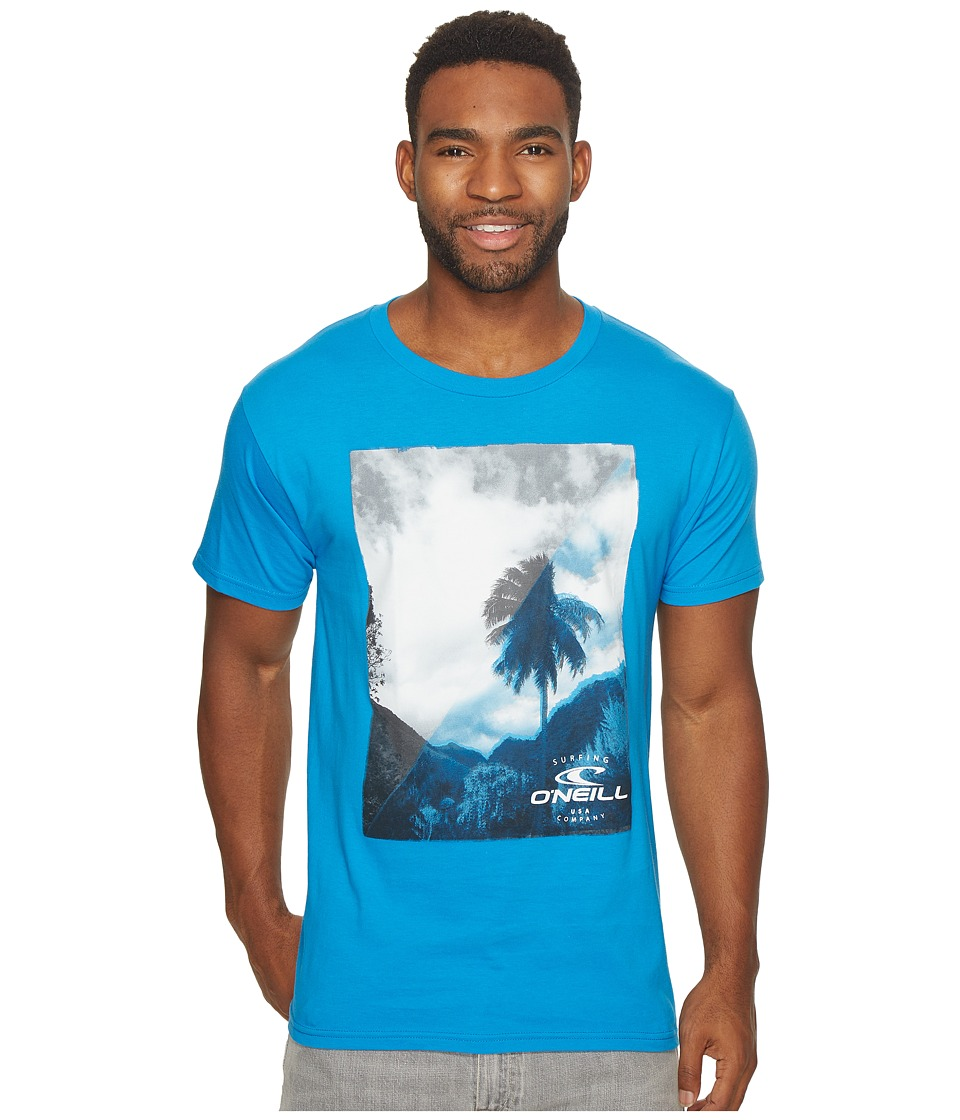 O'Neill - Valley Tee (Brilliant Blue) Men's T Shirt