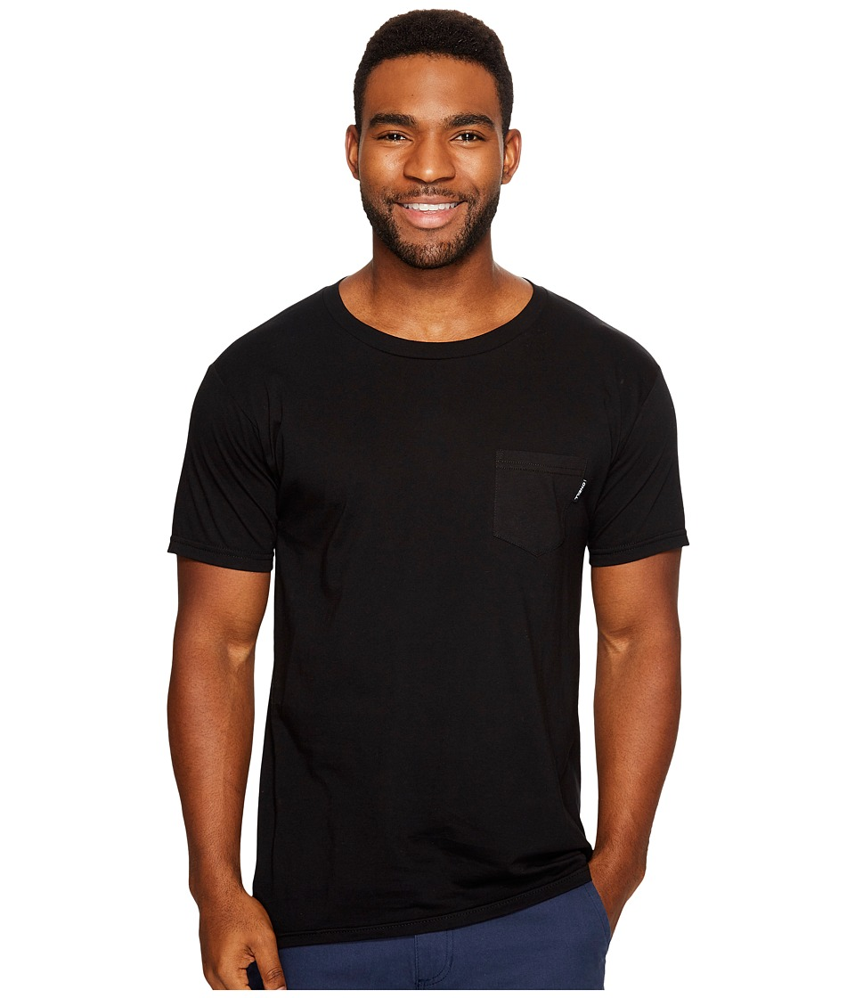 O'Neill - Mover Short Sleeve Screen Tee (Black) Men's T Shirt