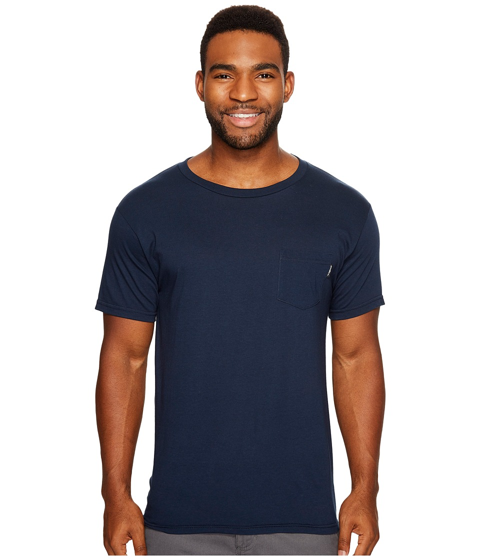 O'Neill - Mover Short Sleeve Screen Tee (Navy) Men's T Shirt