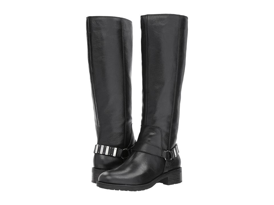 Nine West Shailyn (Black Leather) Women