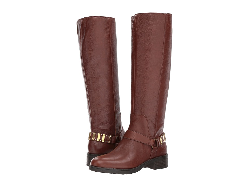 Nine West Shailyn (Cognac Leather) Women