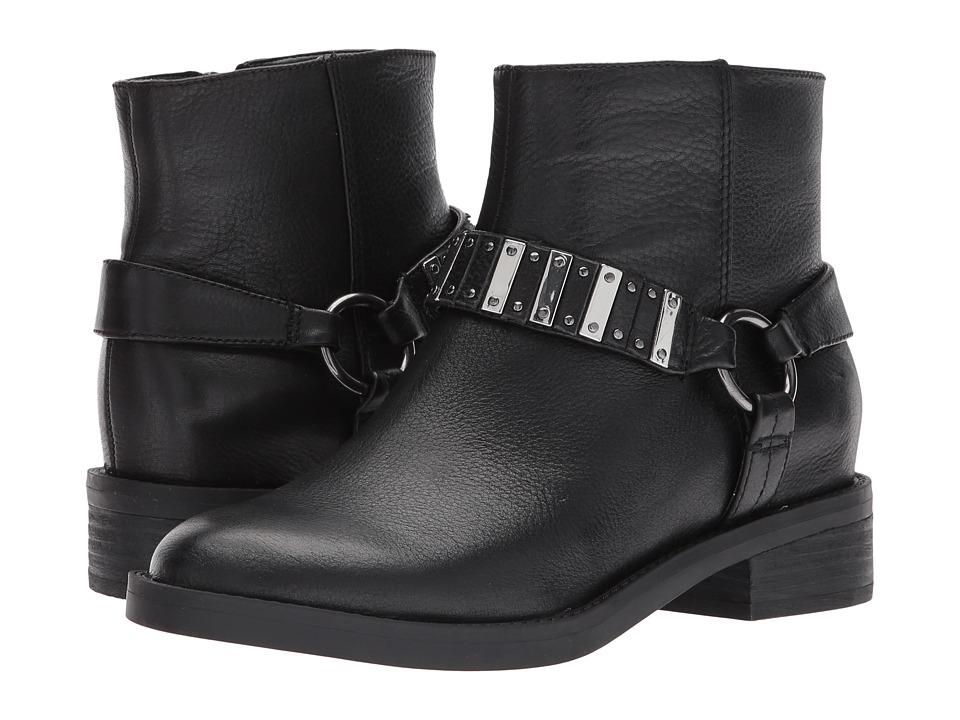 Nine West Tanit (Black Leather) Women