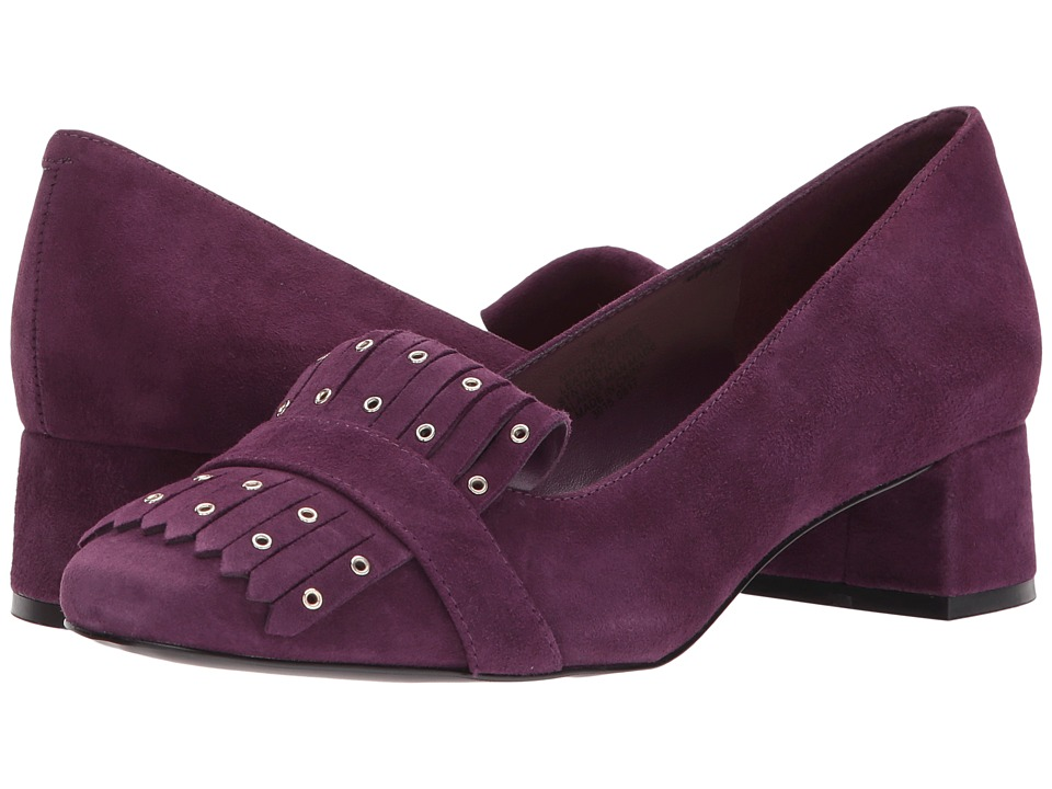 Nine West - Woodside (Aubergine) Women's Shoes