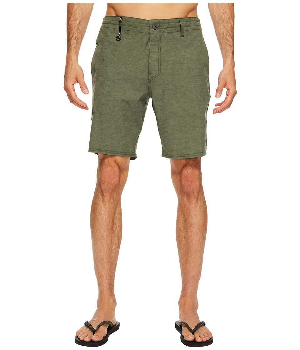O'Neill - Traveler Recon Hybrid Series Boardshorts (Army) Men's Swimwear
