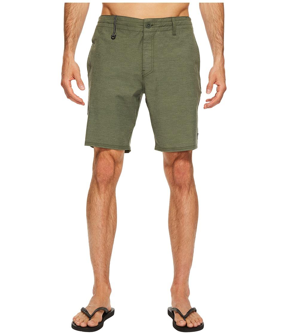 O'Neill - Traveler Recon Hybrid Series Boardshorts (Army) Men's Swimwear