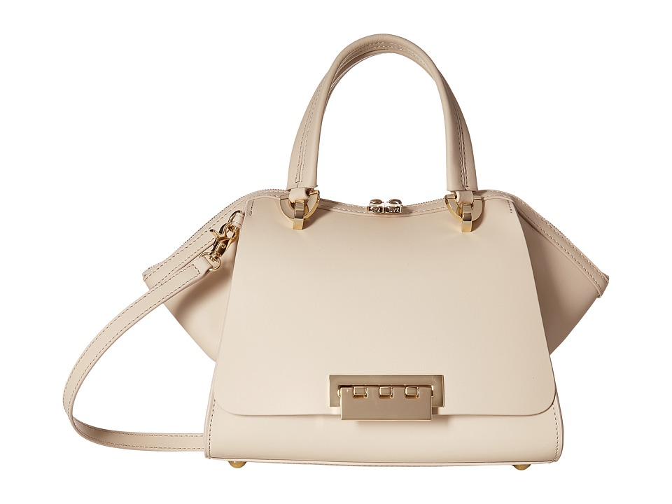 ZAC Zac Posen - Eartha Iconic Small Double Handle - Solid (Sand Dollar) Top-handle Handbags