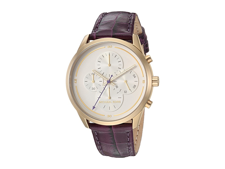 Michael Kors - MK2687 - Slater (Purple) Watches