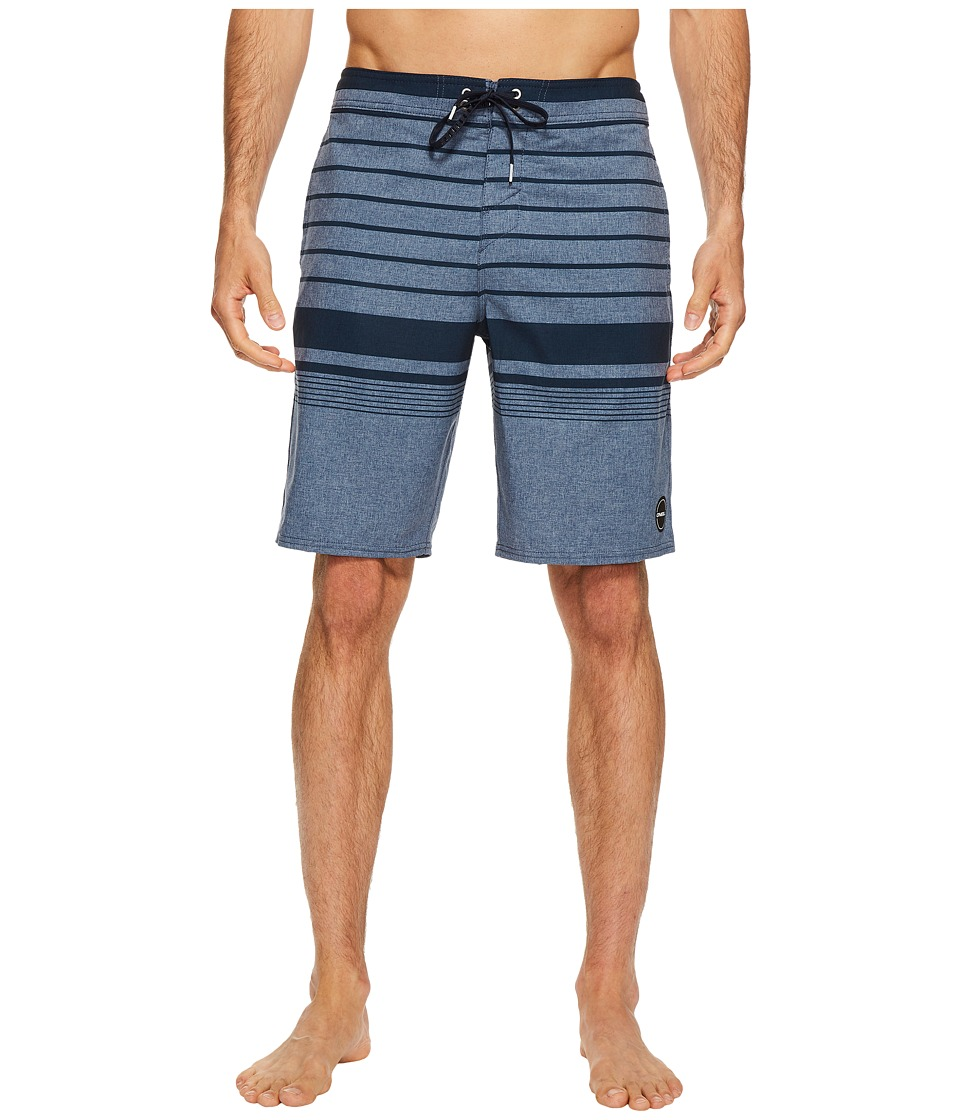 O'Neill - Hyperfreak Vista 24-7 Superfreak Series Boardshorts (Ocean) Men's Swimwear