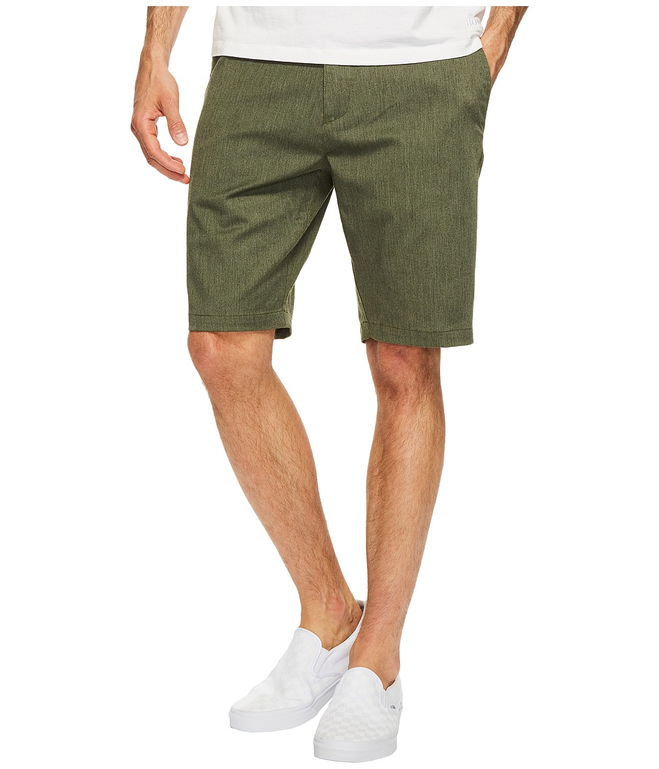 O'Neill - Contact Stretch Shorts (Army Heather) Men's Shorts