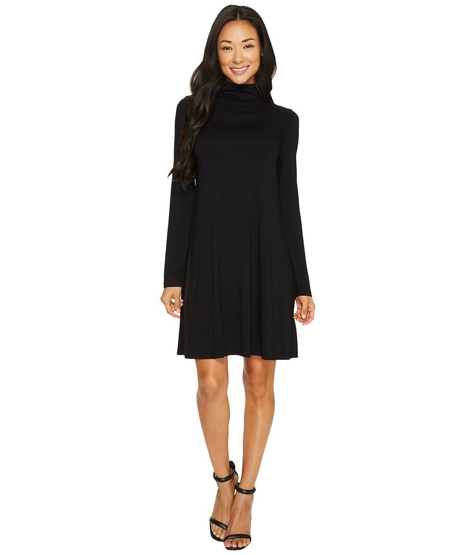 Karen Kane Long Sleeve Turtleneck Dress
