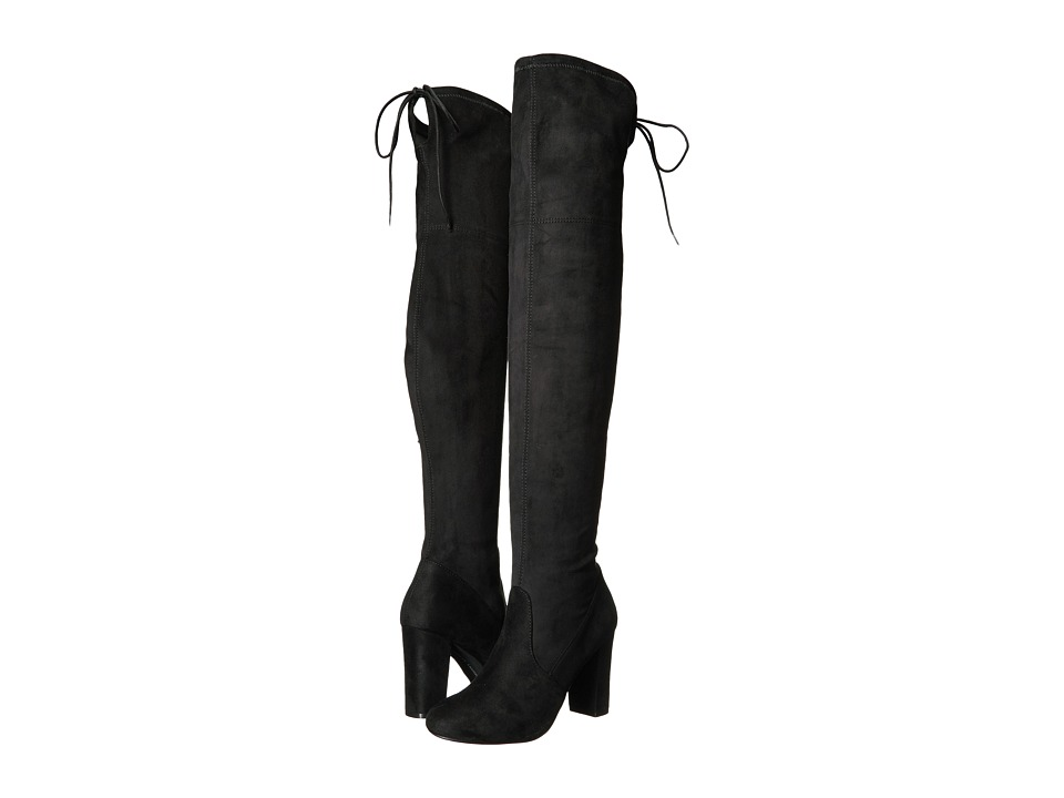 Chinese Laundry Brinna Boot (Black Suedette) Women