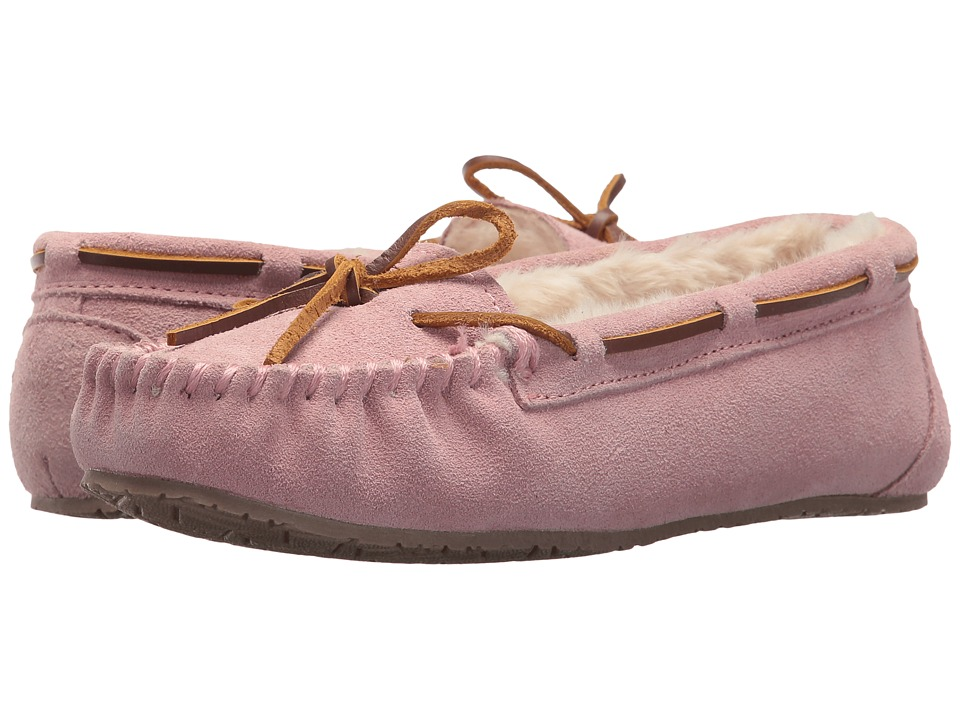 Minnetonka Gina Junior Trapper (Pink Blush) Women