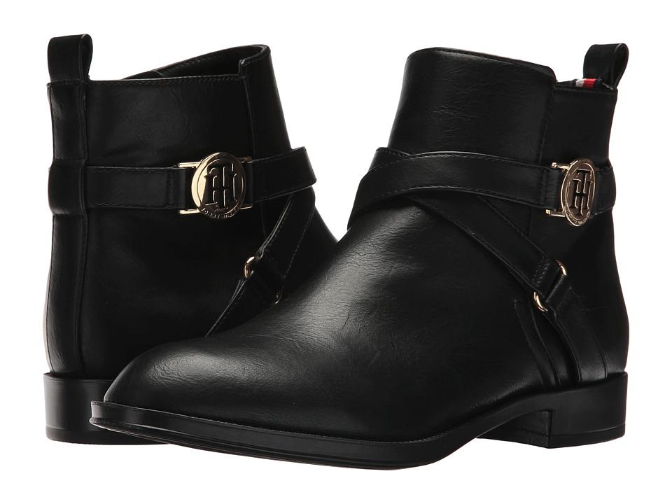 Tommy Hilfiger - Rant (Black) Women's Shoes