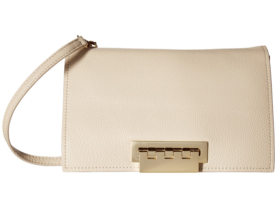 ZAC Zac Posen - Eartha Relaxed Crossbody - Pebble (Sand Dollar) Cross Body Handbags