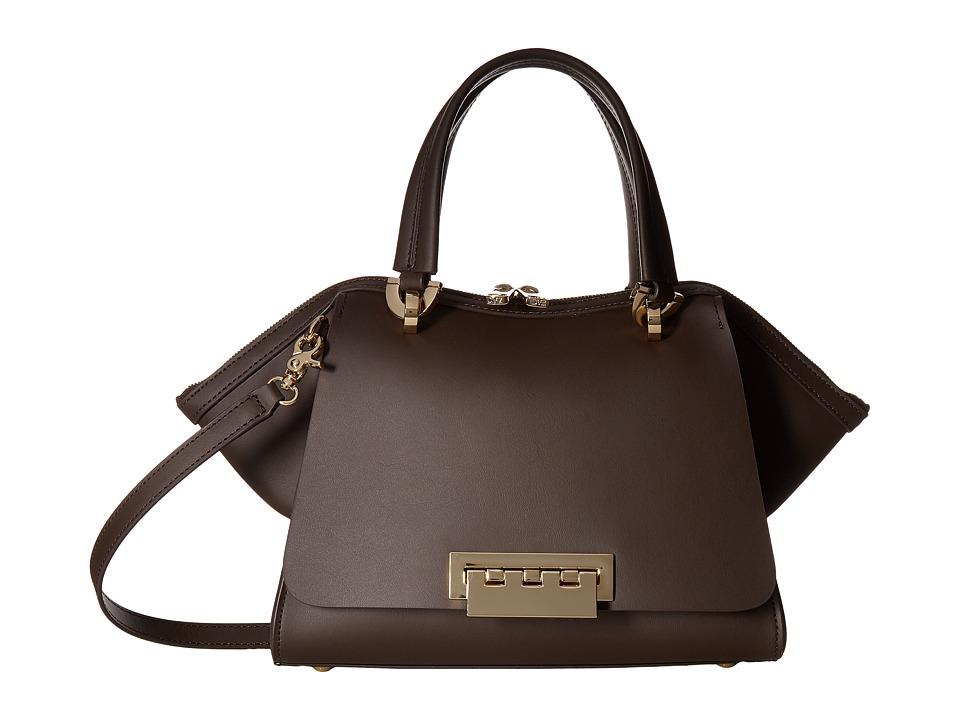 ZAC Zac Posen - Eartha Iconic Small Double Handle - Solid (Urchin) Top-handle Handbags