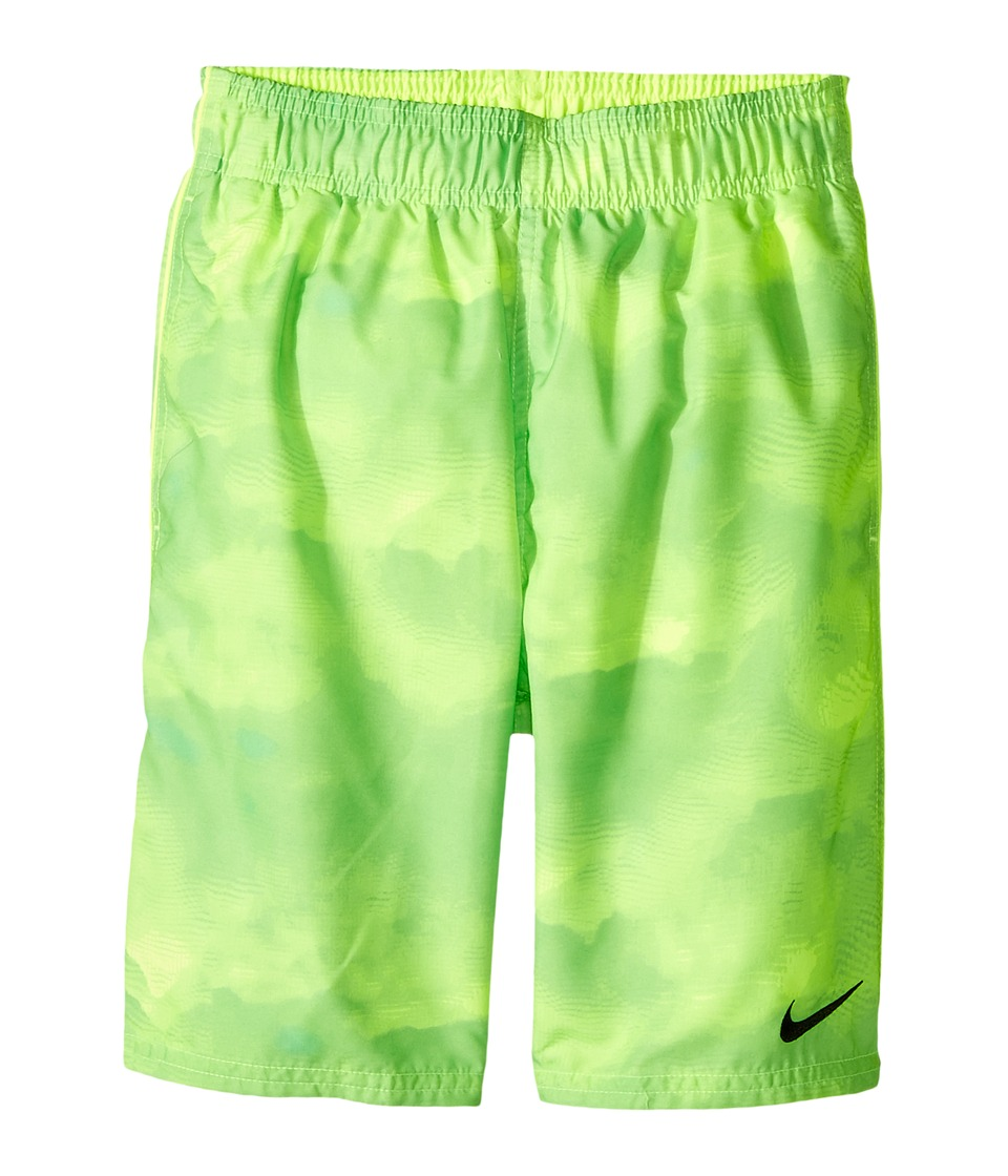Nike Kids 7 Volley Short (Big Kids) (Volt) Boy