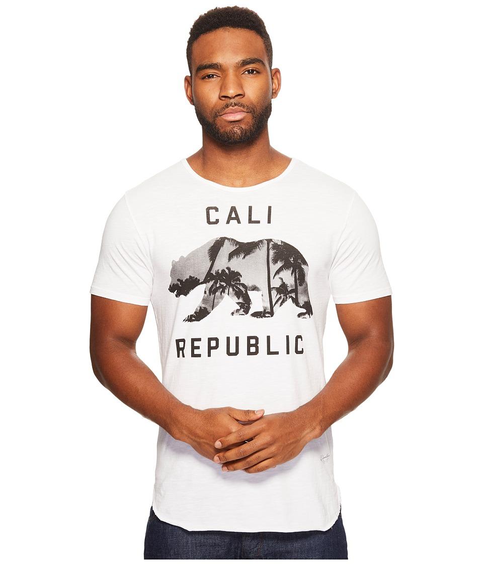 KINETIX - Cali Republic (White) Men's Clothing